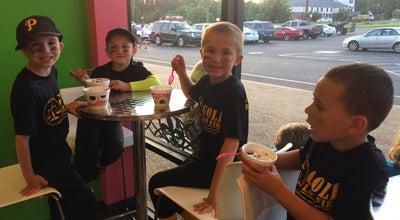Photo of Ice Cream Shop Sweet Frog Frozen Yogurt at 3200 Monroe Hwy, Pineville, LA 71360, United States