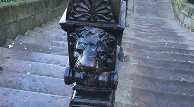 Photo of Monument / Landmark Playfair Steps at Edinburgh, United Kingdom