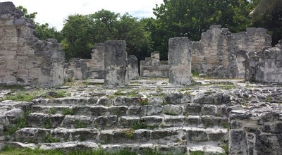 Photo of Historic Site Zona Arqueológica El Rey at Blvd. Kukulcan Km. 17, Cancún, Mexico
