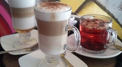 Photo of Coffee Shop Café MonteBlanco at Av. Monte Blanco #727 Local 5, Aguascalientes 20115, Mexico