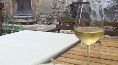 Photo of Italian Restaurant Trattoria Chiribiri at Piazza Della Madonna 1, San Gimignano 53037, Italy