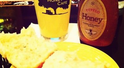 Photo of Southern / Soul Food Restaurant Tupelo Honey Cafe at 1829 Hendersonville Rd, Asheville, NC 28803, United States