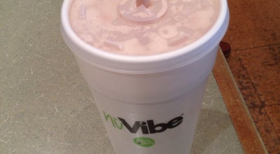 Photo of Coffee Shop NuVibe at 4131 Pioneer Woods Dr, Lincoln, NE 68506, United States