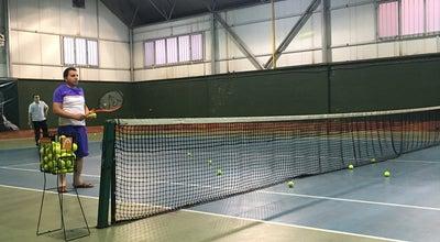 Photo of Tennis Court Azar Ab Tennis Court | سالن تنيس آذرآب at Valiasr St., Tabriz, Iran