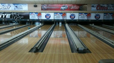 Photo of Bowling Alley Bol Satelite at Mexico