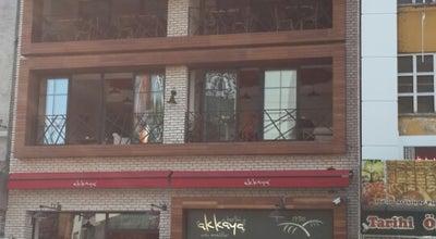Photo of Bakery Tarihi Akkaya Unlu Mamüller at Turkey