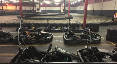 Photo of Racetrack Chicago Race Factory at 6955 S. Harlem, Bridgeview, IL 60455, United States