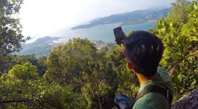 Photo of Trail Puncak Bukit Engku Busu at Lumut, Malaysia