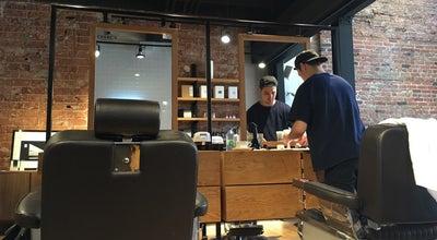Photo of Men's Store Frank & Oak at 1420, Rue Stanley, Montréal, QC H3A 1P7, Canada