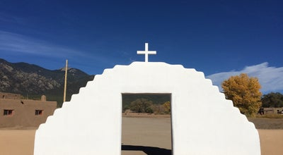 Photo of Monument / Landmark Taos Pueblo at Taos, NM 87571, United States