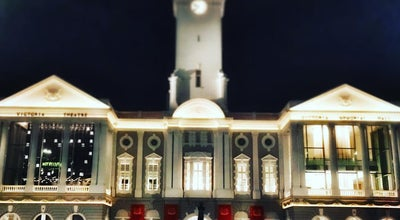 Photo of Monument / Landmark Victoria Theatre & Victoria Concert Hall at 9 & 11 Empress Place, Singapore 179558, Singapore