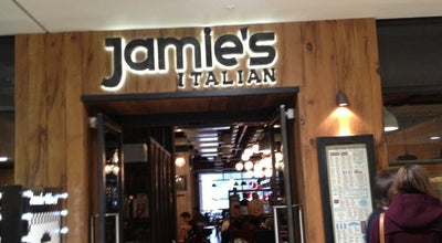 Photo of Italian Restaurant Jamie's Italian at 3-5 Silbury Arcade, Milton Keynes MK9 3AG, United Kingdom