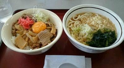 Photo of Food 山田うどん 木曽根店 at 木曽根947-1, 八潮市 340-0834, Japan