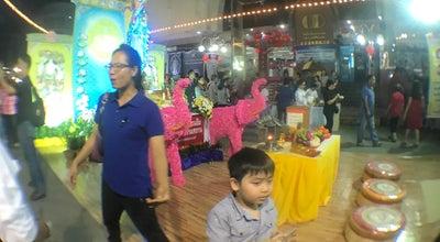 Photo of Clothing Store Asean Night Market at Hatyai, Thailand
