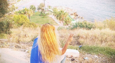 Photo of Beach Bar kus adası at Turkey