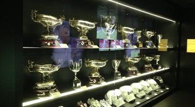 Photo of Museum Museo Real Madrid at Av. De Concha Espina, 1, Madrid 28036, Spain