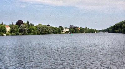 Photo of Lake Griebnitzsee at Griebnitzseepromenade, Potsdam, Germany