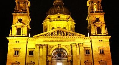 Photo of Tourist Attraction St. Stephen's Basilica (Szent Istvan Bazilika) at Szent Istvan Ter 1., Budapest 1051, Hungary