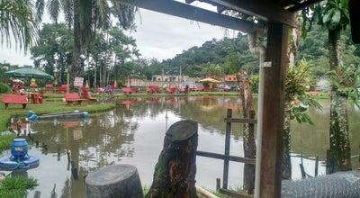 Photo of Arts and Entertainment Parque Ecológico Voturuá (horto de São Vicente) at Av. Juiz De Fora, São Vicente 11380-420, Brazil
