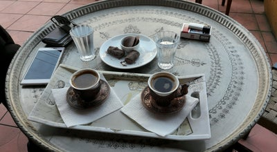 Photo of Cafe sedir cafe at Turkey