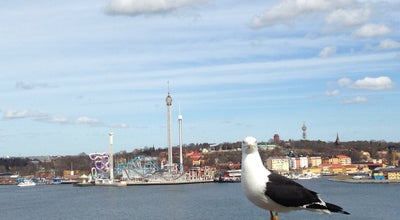 Photo of Scenic Lookout Panoramic View at Stockholm, Sweden