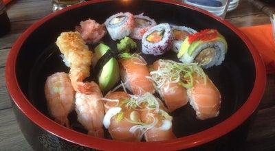 Photo of Sushi Restaurant Takenaka at Hantverksgatan 19, Halmstad 302 42, Sweden