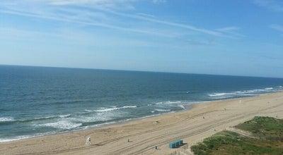Photo of Beach Ocean City Beach at Ocean City, MD 21842, United States