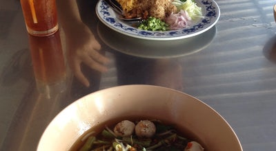 Photo of Asian Restaurant ก๋วยเตี๋ยวเรือ คุณนวล at Mueang Songkhla 90000, Thailand