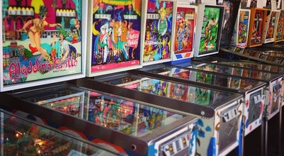 Photo of Arcade Silverball Museum at 1000 Ocean Ave, Asbury Park, NJ 07712, United States