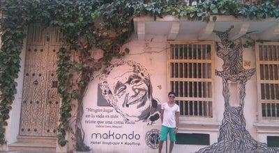 Photo of Outdoor Sculpture casa de García Marquez at Colombia