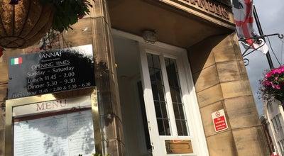 Photo of Italian Restaurant Sanna's Italian Restaurant at 30 Lowther St., Carlisle CA3 8DH, United Kingdom