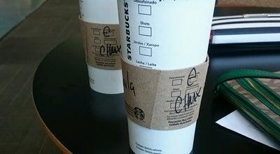 Photo of Coffee Shop Starbucks HSBC at Reforma 347, México City, Mexico
