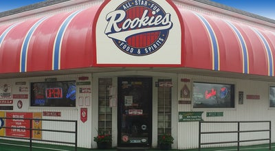 Photo of American Restaurant Rookies Food & Spirits at 10267 Us Highway 14, Mazomanie, WI 53560, United States