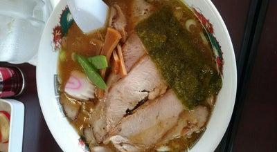Photo of Ramen / Noodle House らーめんヒグマ 十日町店 at 丑596-8, 十日町市, Japan