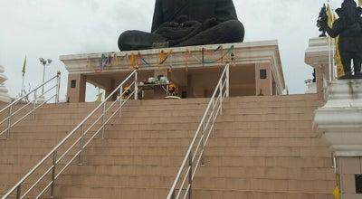 Photo of Buddhist Temple วัดคงคา (Wat Khong Kha) at Kanchanaphisek Rd, Bang Yai 11140, Thailand