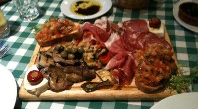 Photo of Italian Restaurant Vinoteca Italiana at 1-3 Bridge House, Carshalton Beeches SM5 3LG, United Kingdom