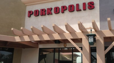 Photo of BBQ Joint Porkopolis Evolution of BBQ at 1445 S Arizona Ave, Chandler, AZ 85286, United States