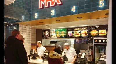 Photo of Fast Food Restaurant Max at Gammeltorv 4, Copenhagen 1457, Denmark