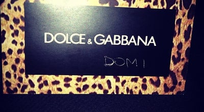 Photo of Clothing Store Dolce & Gabbana at Località Santa Maria Maddalena 49, Incisa in Val d'Arno 50064, Italy