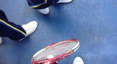 Photo of Tennis Court สนามเทนนิสราชินู at Thailand