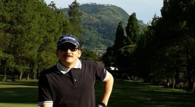 Photo of Golf Course Lembang Golf Course at Jl Maribaya Lembang, Bandung, Indonesia