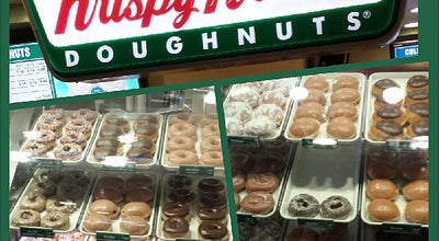 Photo of Donut Shop Krispy Kreme Doughnuts at 2 Penn Plz, New York, NY 10121, United States