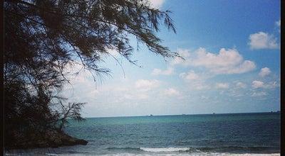 Photo of Beach หาดแสงจันทร์ (Saeng Chan Beach) at Beach Rd., Rayong 21000, Thailand