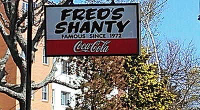Photo of American Restaurant Fred's Shanty at 272 Pequot Ave, New London, CT 06320, United States