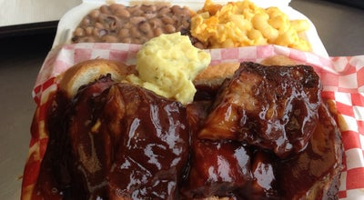 Photo of BBQ Joint Rib Shack at 8642 Natural Bridge Road, Saint Louis, MO 63121, United States