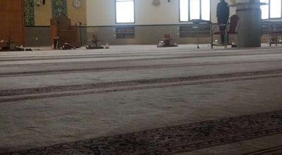 Photo of Mosque Al-Quds Mosque | مسجد القدس at Mubarak Al-kabeer, Kuwait
