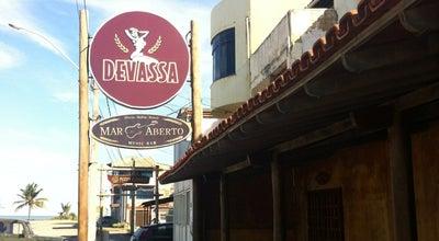 Photo of Bar Mar Aberto Music Bar at R. Marambaia, Ilhéus, BA, Brazil