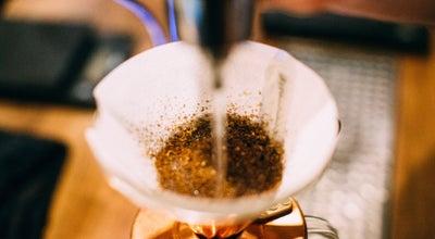Photo of Coffee Shop public espresso + coffee at 391 Washington St, Buffalo, NY 14203, United States