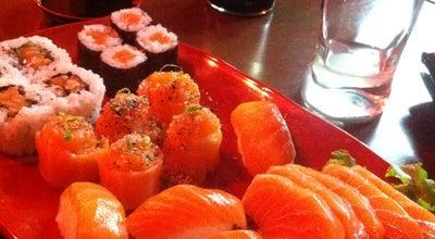 Photo of Japanese Restaurant Sankei Sushi Bar at R. Gen. Telles, 1381, Botucatu, Brazil