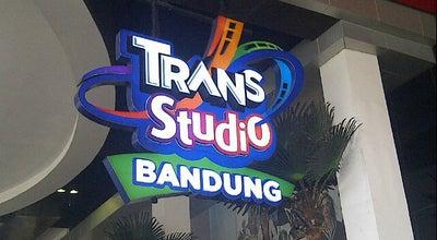Photo of Theme Park Trans Studio Bandung at Kawasan Terpadu Trans Studio Mall, Bandung 40273, Indonesia